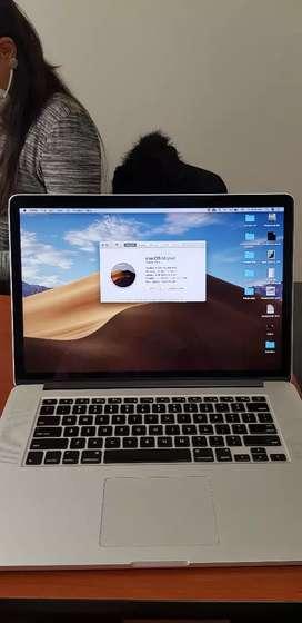 """Macbook Pro i7 Pantalla Retina 15.4"""""""
