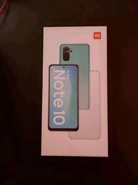 Xiaomi mi A3 con accesorios y caja