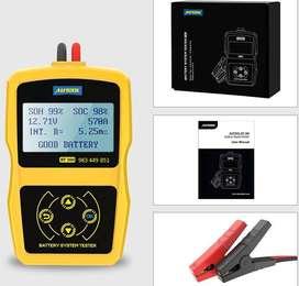 Probador De Batería Digital 12v - Herramienta De Diagnóstico