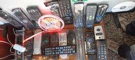 Controles remotos para tv led lcd y tuvo