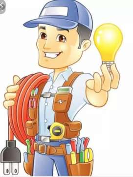 Electricidad en general emergencias 24 hr. consulta x whatsapp