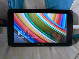 Tableta Windows Touch leer descripción