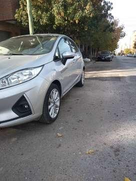 Ford Fiesta 1.6 PLUS POWERSHIFT