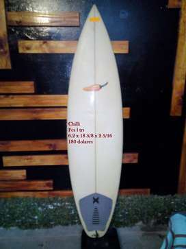 Tabla De Surf Chilli