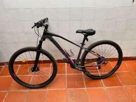 Bicicleta Optimus Talla S Rin 27