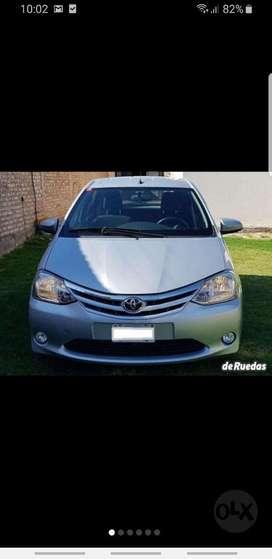 Vendo Toyota Etios Xls Impecable