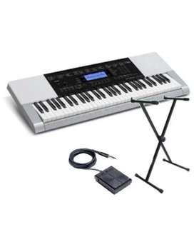 Vendo Organeta Casio Ckt- 4200 con base