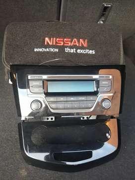 Radio Nissan qashqai  2017 original nuevo ! Ganga!