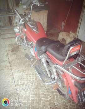 Zanella Patagonia 150cc