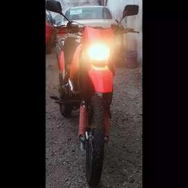Moto cross shineray