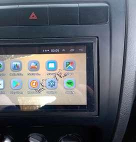 Stereo pantalla moderno