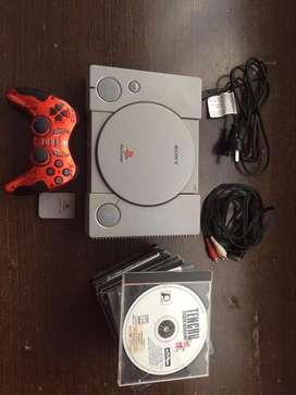 Playstation 1 funcionando!!