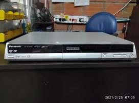 Grabador de DVD Panasonic