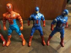 Muñecos Vengadores -avengers