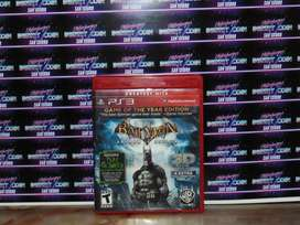 Batman Arkham Asylum Juego PS3 Play Station 3