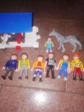 Playmobil geobra 1997 lote