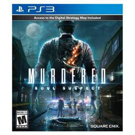 (Nuevo) Murdered Soul Suspect PlayStation 3 (PS3)