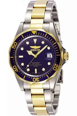 Reloj Invicta pro Diver buceo de hombre, original, Fossil Casio Diesel Tommy Citizen Guess