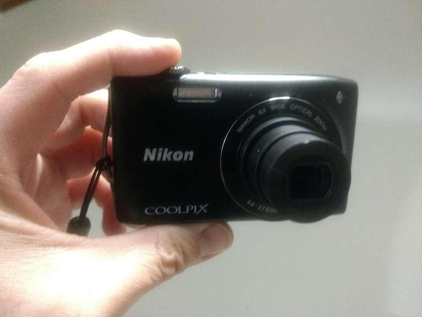 Nikon Coolpix S3200. 16 Mp. Como Nueva. 0