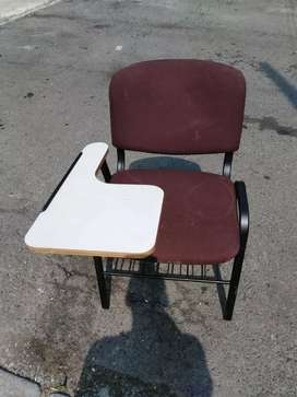 silla universitaria de segunda