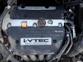 Motor Honda Crv 2.4
