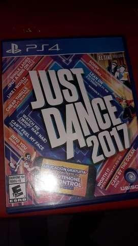 Vendo o cambio Just Dance