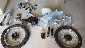 Honda econo power c90 para proyecto