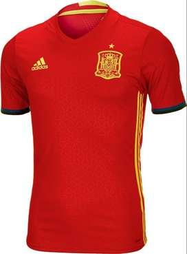 Camiseta adidas Original Spain Uefa Euro 2016