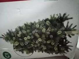 Arbol navideño tipo canadiense