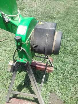 Picadora de pasto