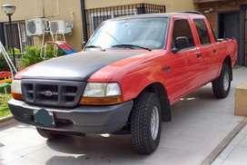 Ranger Xl Tdi 2.5 Año 2000
