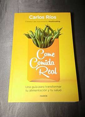 Libro Come comida real