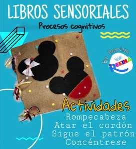 Libro sensorial procesos cognitivos