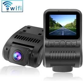 Dash Cam, Wifi +1080p +Angulo De Visión 170 + G sensor