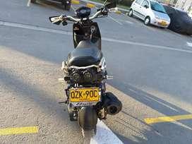 Vendo barata Moto bwis 125