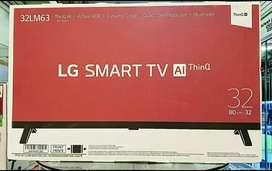Tv nueva  de 32 pulgadas