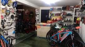 Bicicletas, accesorios y repuestos en Santa Fe