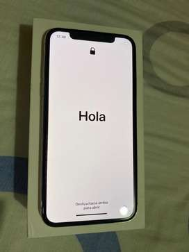 Iphone x de 64gb perfecto estado