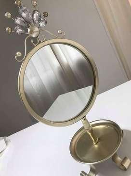 Espejo para tocador Estilo Francés
