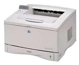 impresora laser hp 5100