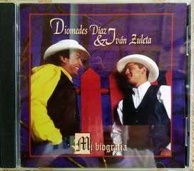 Diomedes Diaz E Iván Zuleta - Mi Biografía (Original)