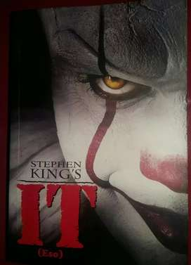 It (Eso) Stephen King's 1032 Página Libro Completo