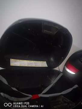 Vendo maletas rijidas marca Givi laterales