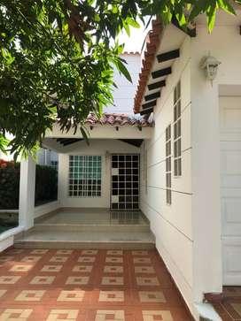 Casa barrio jardin