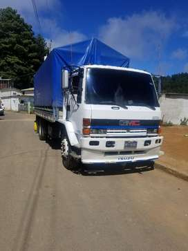 Vendo Camion Forward en Buen Estado