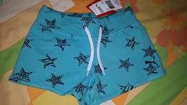 Shorts Puma de Niña Talla 5