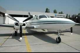 avion 421 c modelo 1978