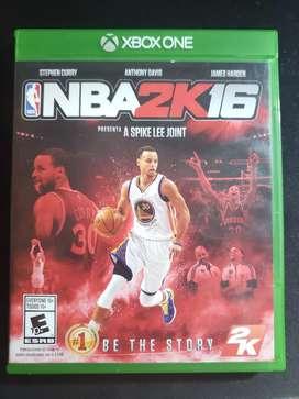 Vendo NBA2K16