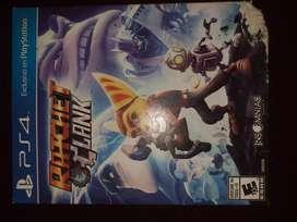 Juego Ratchet Clank para Play 4