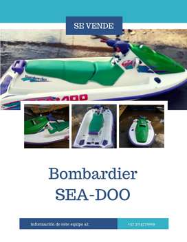 Jet Ski Bombardier SeaDoo